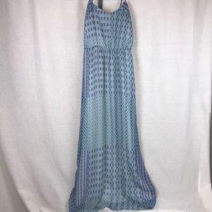 a.n.a. Size small spaghetti strap maxi dress A7-16